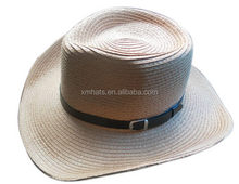 Made in Zhejiang China Best Selling cheap cowboy paper straw hat