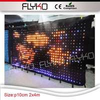 new products alibaba express christmas lights led bulbs led stage light GuangZhou rgb led video curtain led curtain
