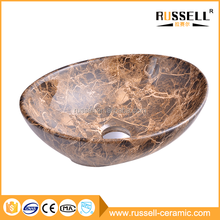 China wholesale delicate marble antique wash basin designs
