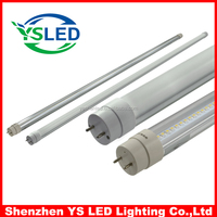 Double side input Epistar SMD2835 120cm 18W LED T8 Fluorescent tube light replacement 36W