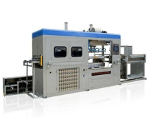High speed PLC controlled automatic seed tray thermoforming machine