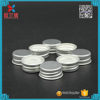 China Manufacturer 28mm screw aluminum bottle cap