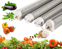NEW LED grow light par meter full spectrum 18W 4FT T8 LED grow lights tube for growing tomato man-made vegetable