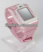 "1.4"" quad band watch mobile phone N388+"