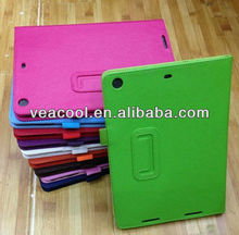 Litchi Style Leather Case Cover Pouch Stand For Apple iPad5 5nd