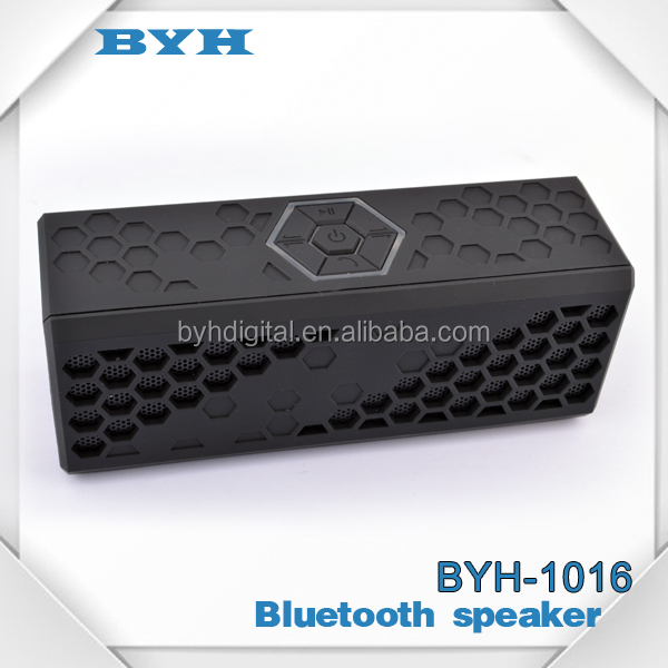 Entertainment equipment mini metal hifi laptop computer soda can ibastek waterproof bluetooth speaker