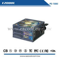 Dongguan factory ATX 300W~1000W Gaming power supply -PS-1000
