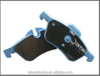 non asbestos no noise Brake Pad