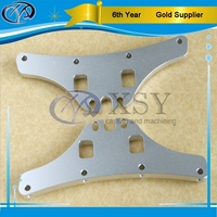 cnc stainless steel parts high precision machining mechanical vessel part