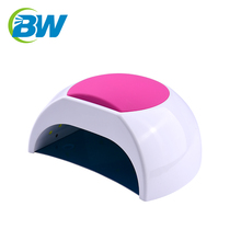 New technology 48W SUN2C UV LED Nail lamp with low heat model