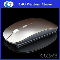 PC Laptop 2.4Ghz Optical Slim Wireless Mouse