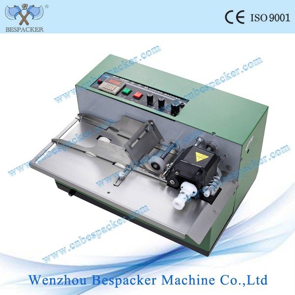 MY-380F High Speed Hot Stamping Solid Ink Date Coding Machine