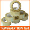 Transparent Adhesive BOPP packing tape 2.0 MIL For Carton Sealing