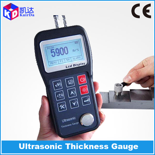 KT320 portable digital ultrasonic thickness gauge,glass thickness gauge