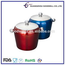Hot sale & high quality 1L single ice bucket for wine cooler