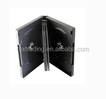 single/double disc case cd/dvd packaging boxes