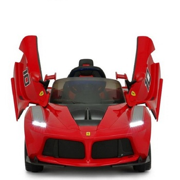 Remote control 12V electric drive kids toy Ferrari kiddie ride on car