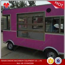 cheapest street coffee shop food mobile soup cart, kiosk cart, Shawarma food cart for sale