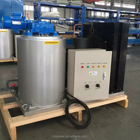 High quality 1T 2T 5T 10T flake ice machine