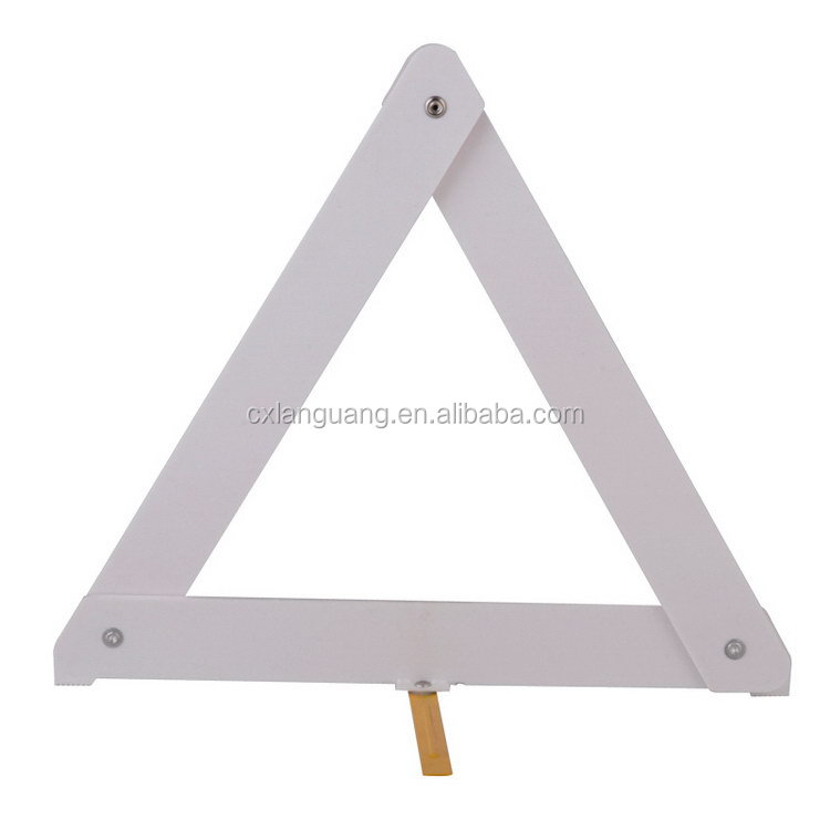 Special Cheapest heavy duty hazard warning triangle sign