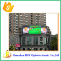 outside use pixel pitch 10mm led display board price