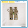Drawstring packing bag jute bag manufacturers china natural bag