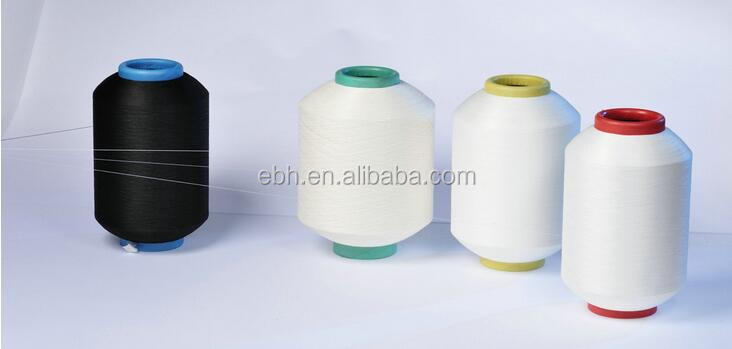Nylon/Spandex Air Covered yarn 100/40 SD RW for Circular Knitting