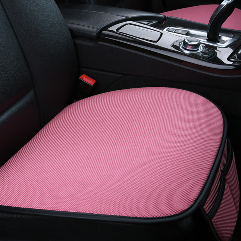 3pcs/set ice silk cooling car seat cushion the four seasons general