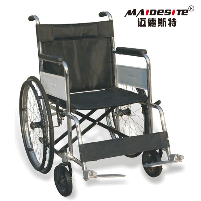 China best seller manual wheelchair with table for elderly