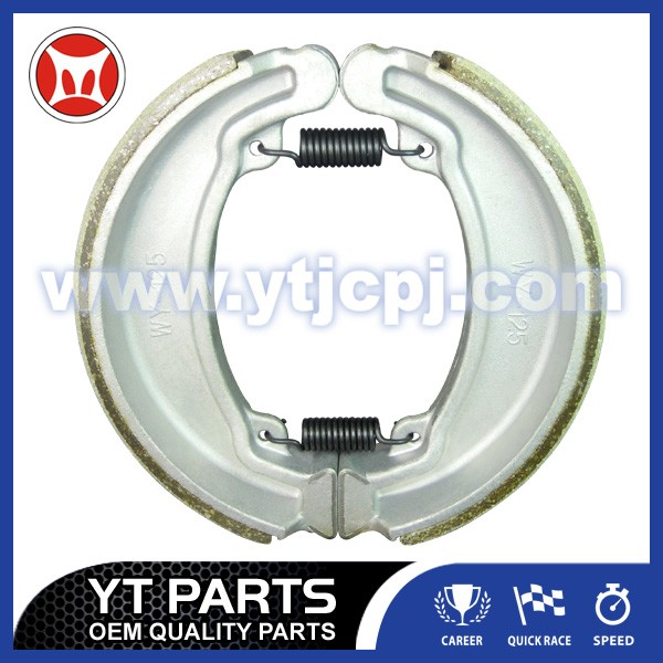 New Product Custom Spare Parts Motorcycle Brake Shoe CBT125
