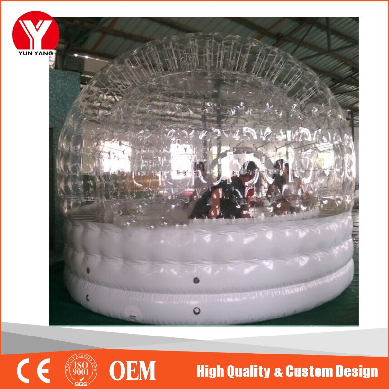 Inflat tent ,Clear Inflatable Bubble DomeTent for Sale