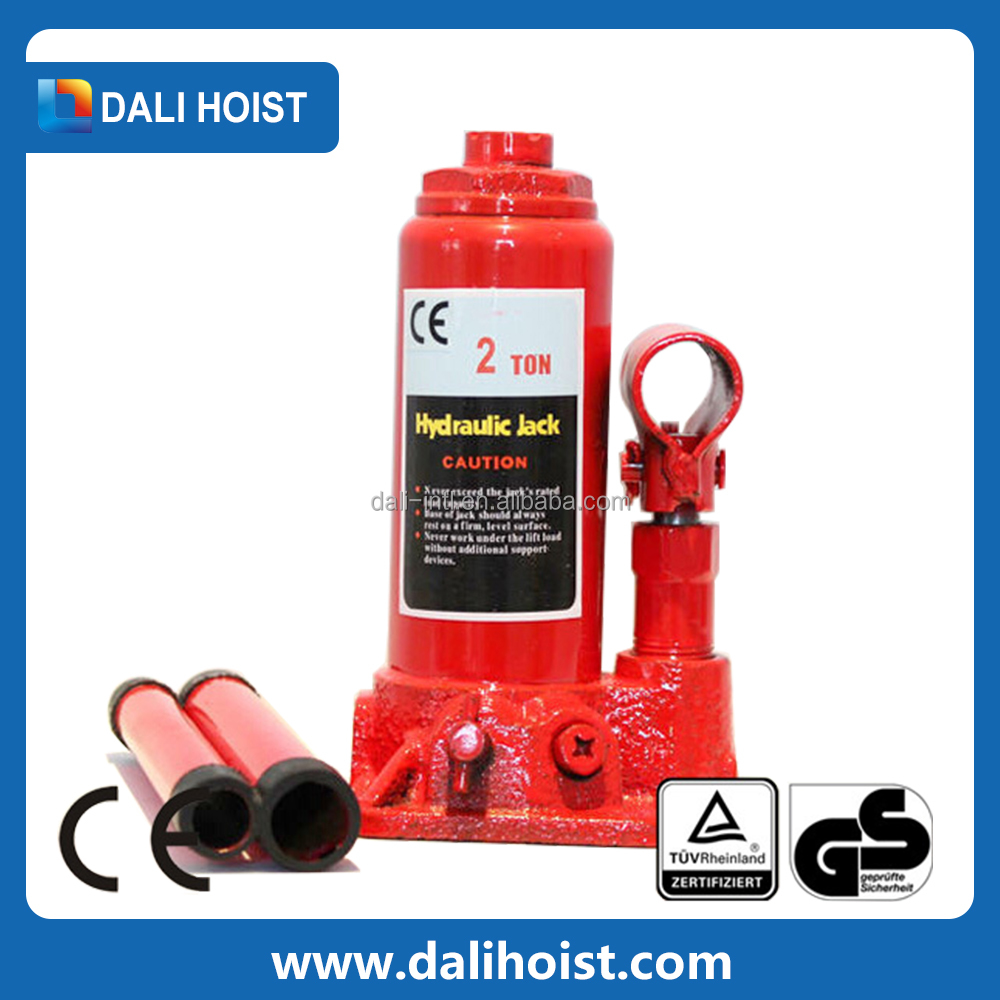 high quality 10T car lifting hydraulic bottle jack