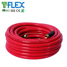 PVC high pressure agricultural irrigation pipe air conditioning flexible hose