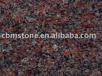 Polished Deal China Dakota Mahogany Granite