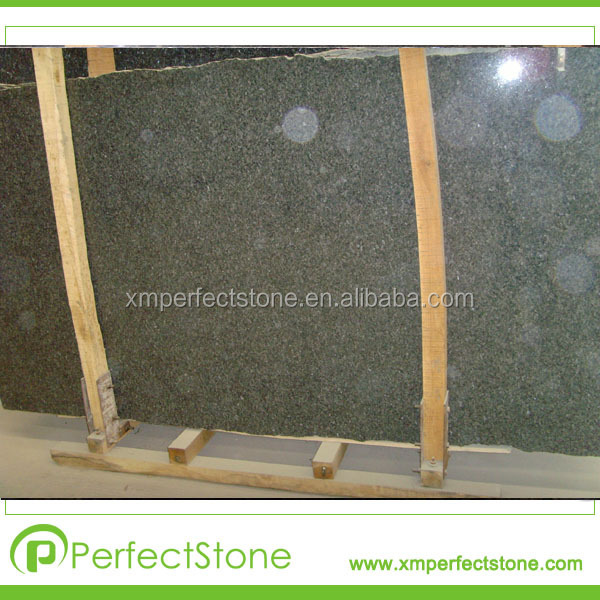 Kitchen worktop,Ice blue granite top cut to size and slab on sale China market