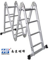 Alibaba CHINA Supplier MeiFeng FRP/ GRP folding step ladder