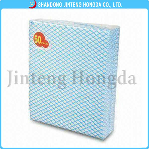 Spunlace Nonwoven Furniture Cleaning Cloths