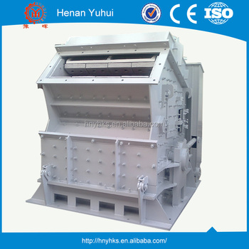 High productivity PF-1310 132KW bluestone impact crusher