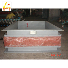 Specially Produce rectangular pvc pipe expansion joint price