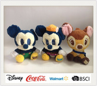 Mickey Minnie Mouse Stuffed Plush Toy