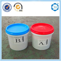 AB epoxy aluminum steel glue