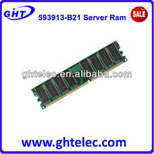 593913-B21 Low price full compatible ddr3 8gb server ram in stock