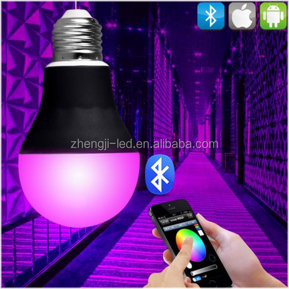 Langma mobile control with timer ON/OFF voice control music active for party lamp color changing bluetooth led light