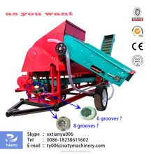Tianyu hot sale peanut picker machine for wet and dry peanut