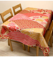 bohemian ethnic style tablecloth