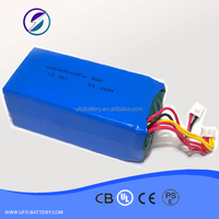 high power 12.8v 4ah lifepo4 rechargeable battery pack supplier in china for golfcart