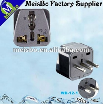 Italy 10A 250V power ce electrical plugs and socket
