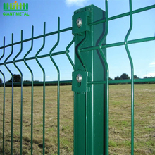 Free samples factory direct sales PVC coated welded Wire Mesh Fence