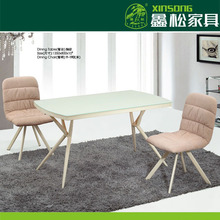 Hebei XINSONG modern glass Dining Table