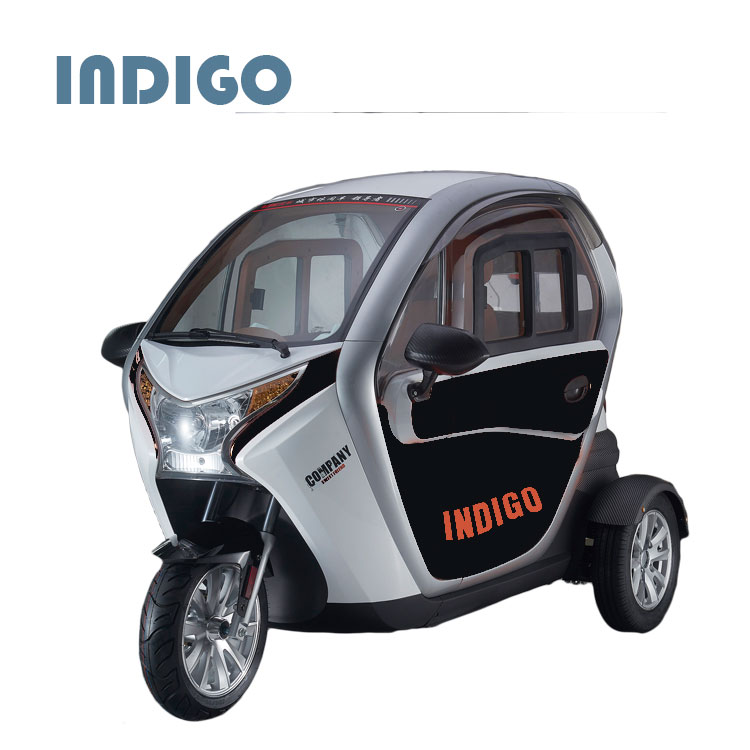 2017 Hot Sale Enclosed Reverse Trike with Good Quality